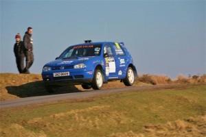 Andy Hawkins car